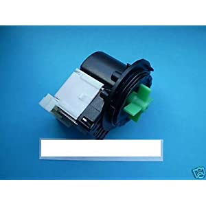 DRAIN PUMP WASHING MACHINE HOTPOINT ZANUSSI INDESIT ECT
