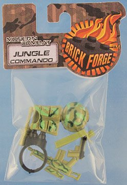 Brickforge - Jungle Commando Accessories (minifig not included) - 1