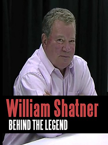 William Shatner on Amazon Prime Video UK