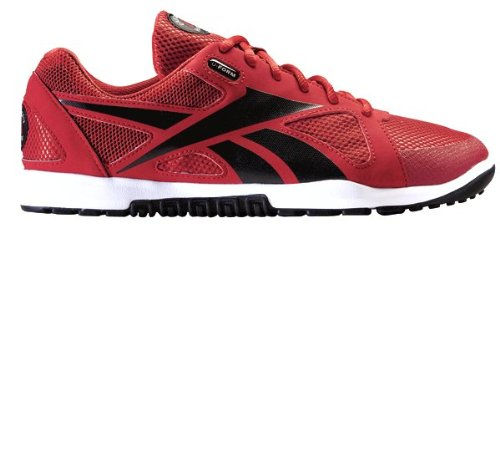 Reebok Mens Crossfit Nano U-Form Excellent Red-Black Athletic Shoes,8.5 D(M) Us