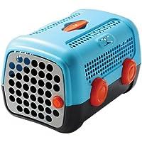 United Pets A.U.T.O. Carrier, Blue/ Orange