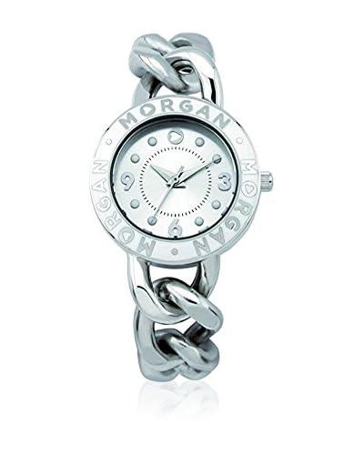 Morgan de Toi Reloj de cuarzo Woman M1126W Plateado 29 mm