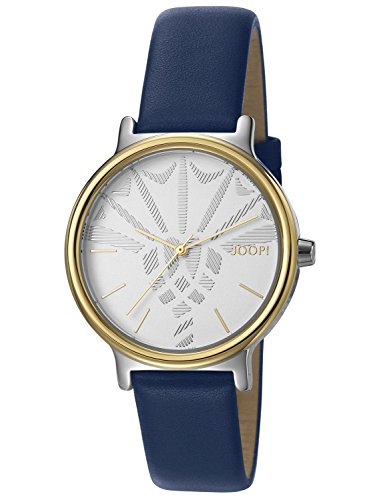 Joop! Time donna-Orologio da polso al quarzo wear in pelle JP101512011