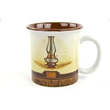 Oil Lamp Mug