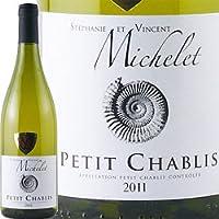2012年プティ・シャブリ ステファニー・エ・ヴァンサン・ミシュレ/ジャン・クロード・コルトー/750ml/白ワイン