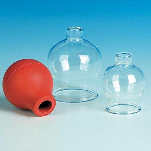 Saugball für Schröpfglas S8 SP30 und S8 SP45