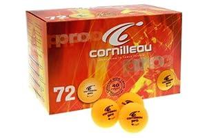 Cornilleau - 72 Balles Cornilleau Pro Entraînement De Ping Pong Tennis De Table