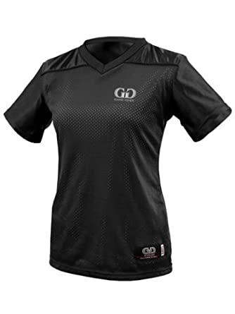 Buy AD995FW Ladies Short Sleeve Fan Jersey for Football, Basketball, and Events by Game Gear