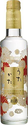 月桂冠 うたかた スパークリング 日本酒仕立て 305ml