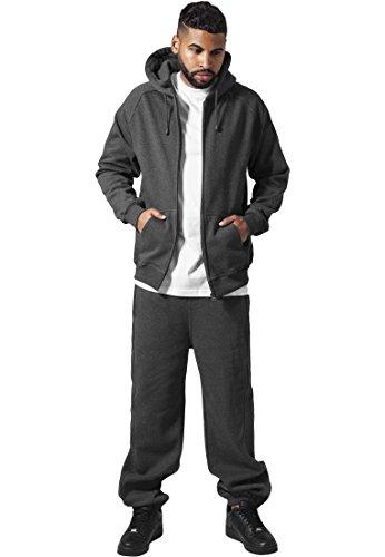 Urban Classics Blank Suit, Farbe:charcoal;Größe:3XL