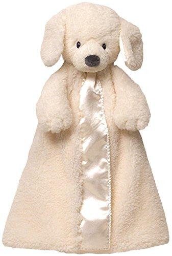 Gund Baby Fluffey Huggybuddy Blanket, Cream front-755701
