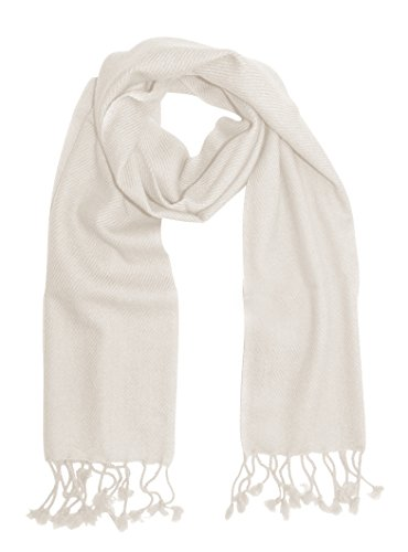 Lovely-100-Pure-Cashmere-Soft-and-Warm-Scarves-in-Solid-Colors-Off-White