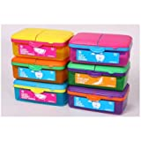 Sistema Itsy Bitsy Slimline Quaddie Lunch Box - (18003965)