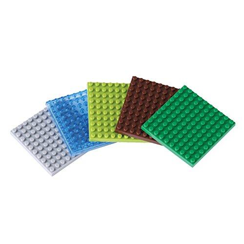 nanoblocks Nb024 Nb - 10 X 10 Plate Set Building Kit