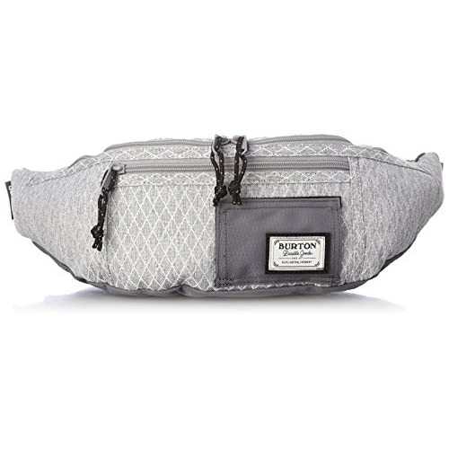 [バートン] BURTON バッグ Savior Waist Bag 116001 077 (Grey Heather Diamond Ripstop)
