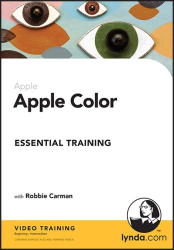 Apple Color Essential Training