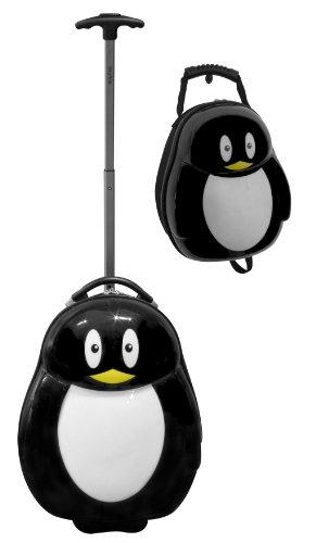 Kinder-Kofferset Pinguin 2tlg.