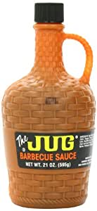 The Jug BBQ Sauce, 21 Ounce (Pack of 12)