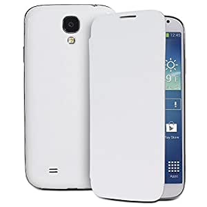 Protective Basic Flip covers Most reasonable Priced. Color : White compatible for : Samsung Galaxy Fame Lite Duos S6792L