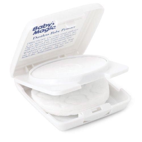 Imagen de Baby Magic Patty Cake Baby Powder sin polvo, 0.28-Ounce