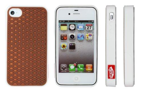 【並行輸入品】 アイフォン ケース 【 iPhone4 / iPhone4S 】 バンズ VANS ホワイト