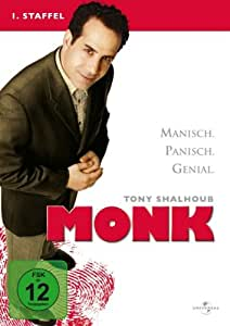 Monk - 1. Staffel [4 DVDs]