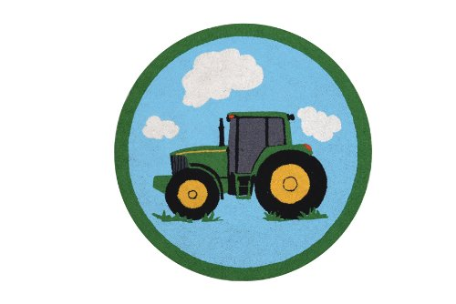 12 types john deere area rugs