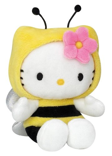 Peluche Hello Kitty Primavera