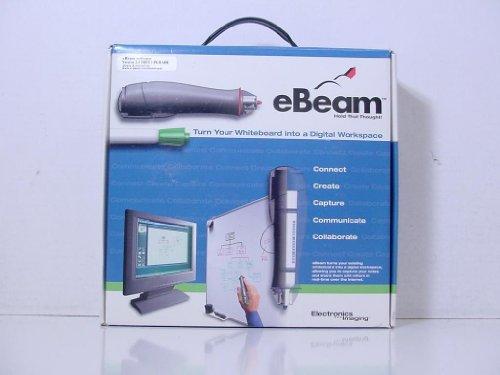 Ebeam System 1 Digital Interactive Whiteboard Pc Presentation Capture