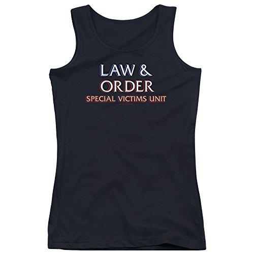 Law & Order: Special Victim'S Unit -  Canotta  - Donna Nero  nero