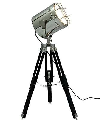 Buy tripod lamp bedroom lighting small floodlight spot for Floor standing spotlight lamp
