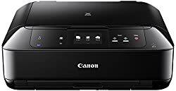 Canon PIXMA MG7550 All-in-One Wi-Fi Printer - Black