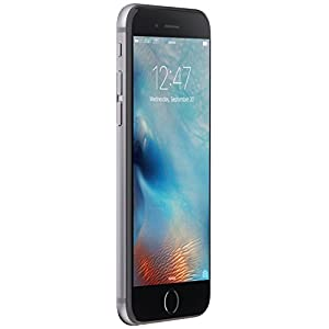 Apple iPhone 6s 16 GB US Warranty Unlocked Cellphone - Retail Packaging (Space Gray)