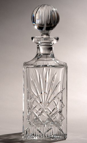 Crystal Whisky / Spirit Decanter  Majestic
