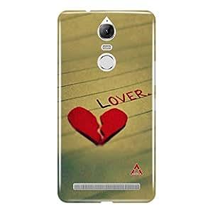 a AND b Designer Printed Back Case / Back Cover For Lenovo K5 Note (LEN_K5_Note_3D_3526)