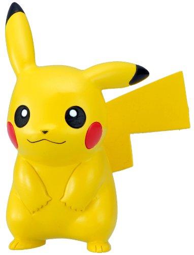 Takaratomy Pokemon Monster Collection M Figure - M-052 - Pikachu - 1