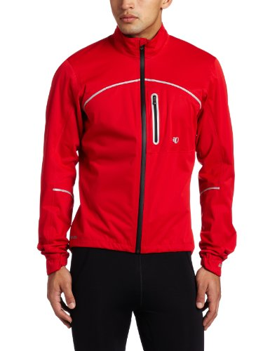 Buy Low Price Pearl iZUMi Men's P.R.O. Barrier WXB Cycling Jacket (6525-021-L)