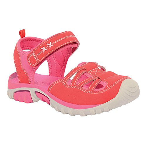 Regatta, Sandali sportivi bambine Lollipop/Pretty Pink UK Size K9 (Eur 28)