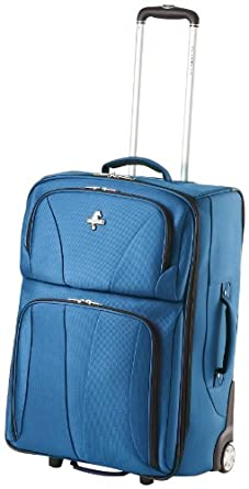 Atlantic Luggage  Ultra Lite 25 Inch Upright,Cobalt,One Size