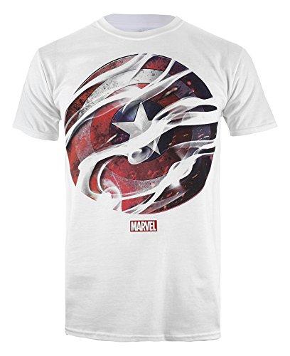 dc-comics-marvel-capt-america-smoke-shield-mens-t-shirt-homme-blanc-blanc-x-large
