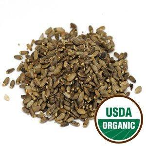 Starwest Botanicals Milk Thistle Seed Organic, 1-Pound