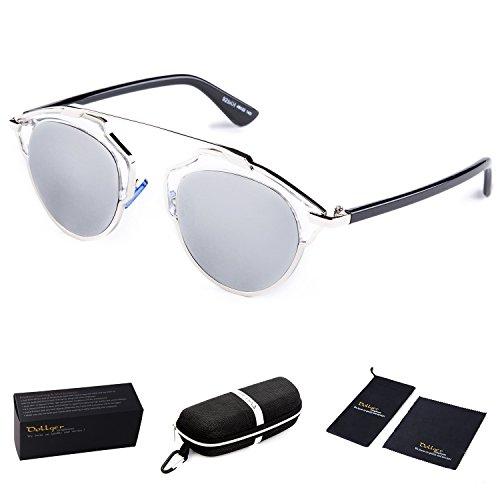 dollger-vintage-cat-eye-sunglasses-high-pointed-oversized-cateye-flat-glassestransparent-frame-silve