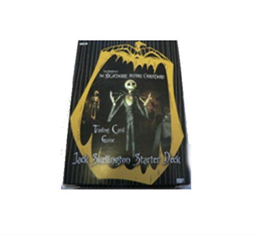 Neca Trading Card Game - The Nightmare Before Christmas - Starter Deck - Jack Skellington - 1