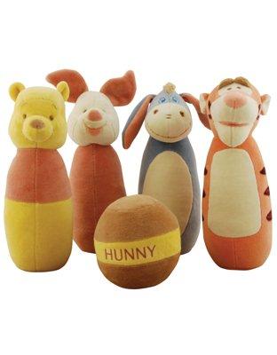 miYim Winnie The Pooh Bowling Set