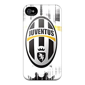 Amazon.com: Awesome Design Juventus Hard Case Cover For Iphone 4/4s