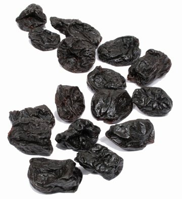 2 Lbs Pitted Prunes, Organic