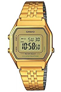 Reloj mujer Casio LA680WGA-9DF de Casio