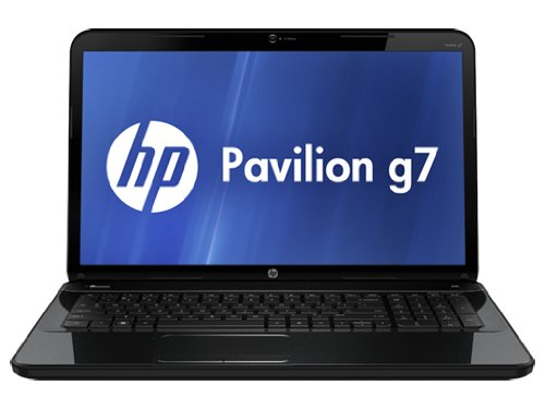 HP Pavilion G7-2220us 17.3-Inch Laptop (Black)