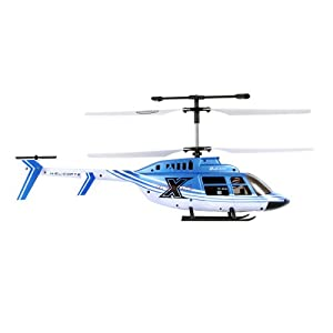 Syma S030 3CH Bell 206 R/C Helicopter