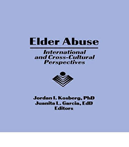 Elder Abuse: International and Cross-Cultural Perspectives
